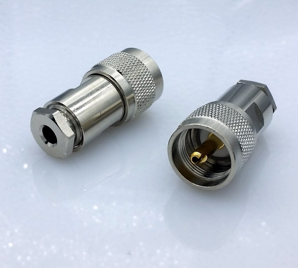 Rf Cable Connectors : Popular rg coaxial cable buy cheap
