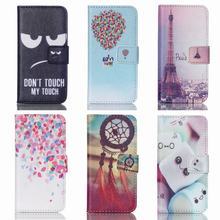 Customized! Touch 5/Touch 6 Case New Flip for iPod Touch 5/Touch 6 Silicone Magnetic Stand Wallet Phone Cases w/ Card Holder(China (Mainland))
