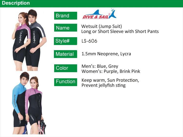 LS-606-8-Diveskin-Rash-Guards-Sun-protection-prevent-Long-Sleeve-Swimsuit-Swiwear-Women-Men-Adult-Diving-Suit
