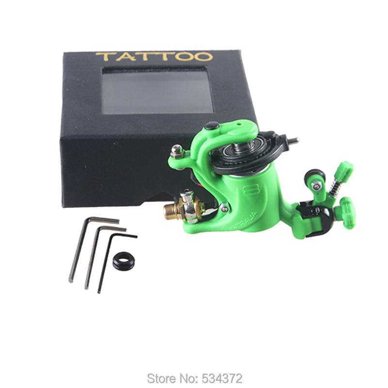 2015 Professional Strong Power Quiet Voice Shader And Liner Rotary Tattoo Machine(China (Mainland))