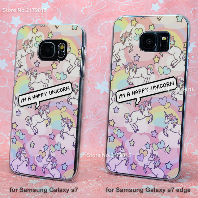 Etui Samsung Happy Unicorn