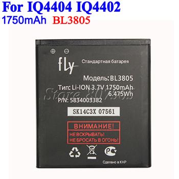 For Fly IQ4404 IQ4402 BL3805 BL 3805 1750mAh Battery Batterie Bateria Batterij Accumulator AKKU