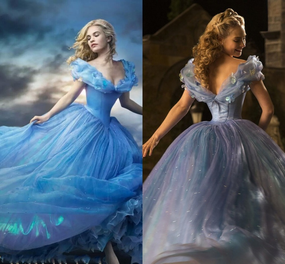 High Quality Prom Dresses Cinderella-Buy Cheap Prom Dresses ...