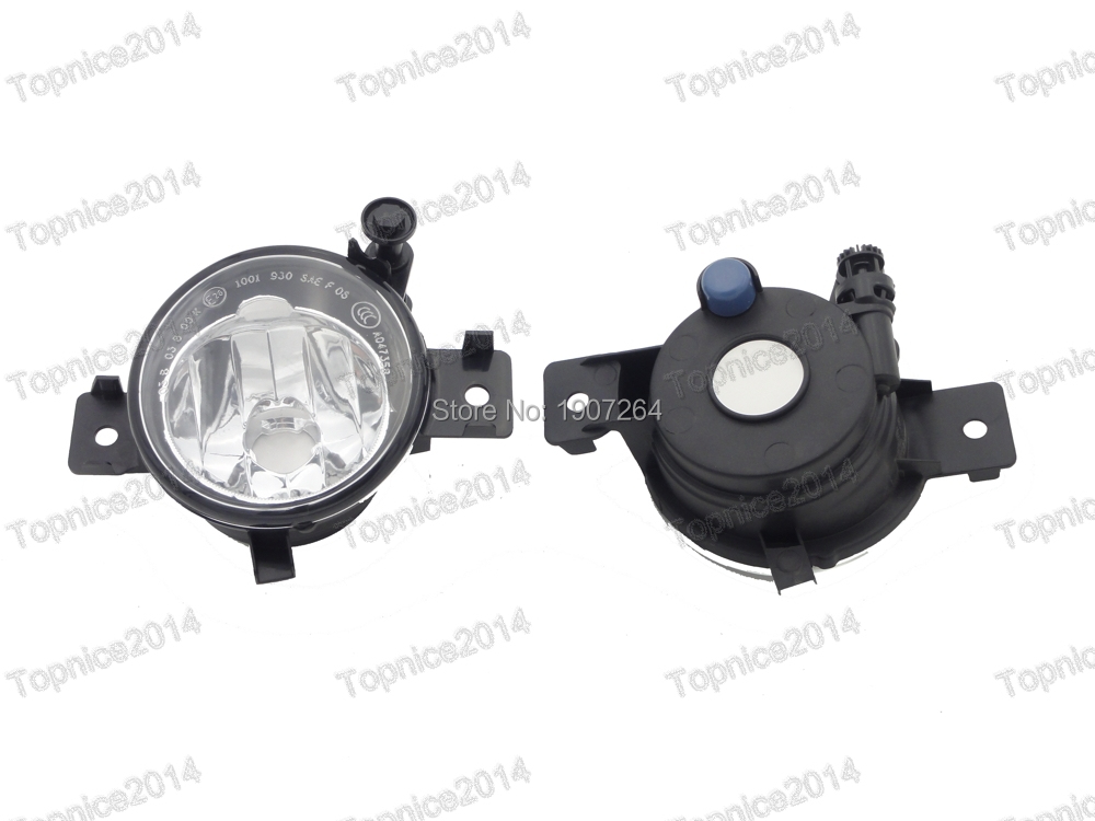 1Pair Replacement Fog Driving Lights Lamps For BMW X5 E70 LCI 2011-2013