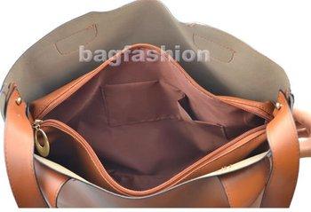 christmas gift Vintage  Tote Shopping Bags Handbags women Adjustable Handle shoulder High Quality bag designer  2436