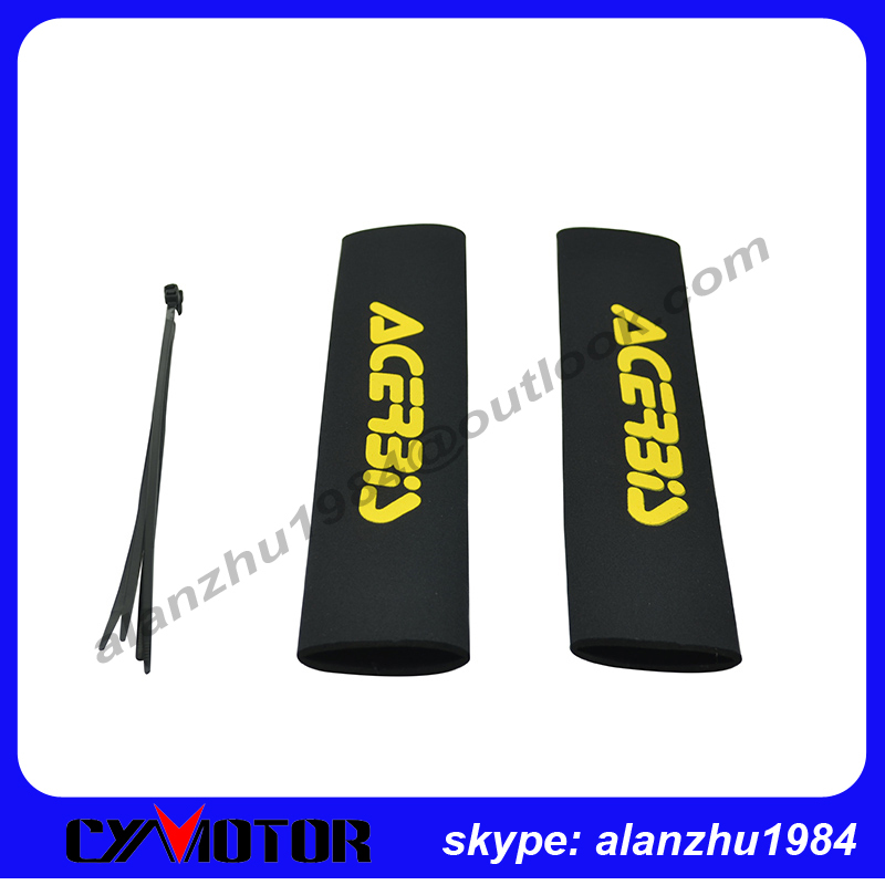 free shipping new style off-road 250 450 motorcycle shock dustproof cover  Protector Guard Wrap Cover Set <br><br>Aliexpress