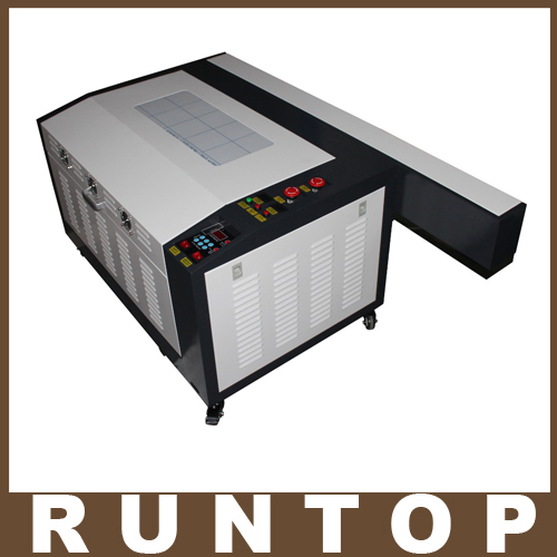 New 110/ 220V 60W 400*600mm CO2 Laser Engraver 6040 Cutting Machine 4060 460 USB port(China (Mainland))