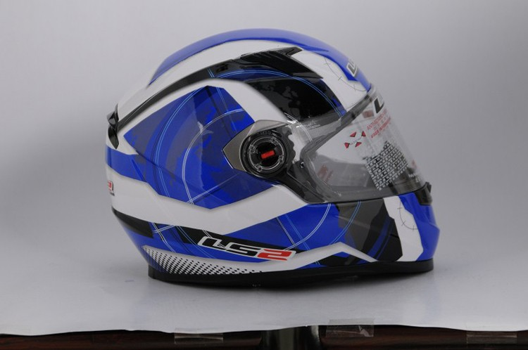 Free shipping  LS2 Full face Motorcycle Helmet, Urban Racing Helmet, DOT,ECE,Approved<br><br>Aliexpress