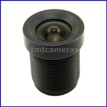 Hot Sale 5x New 1/3″ F2.0 3.6mm MTV Board Lens For CCTV Security Cameras free shipping 90 Degree Angle View