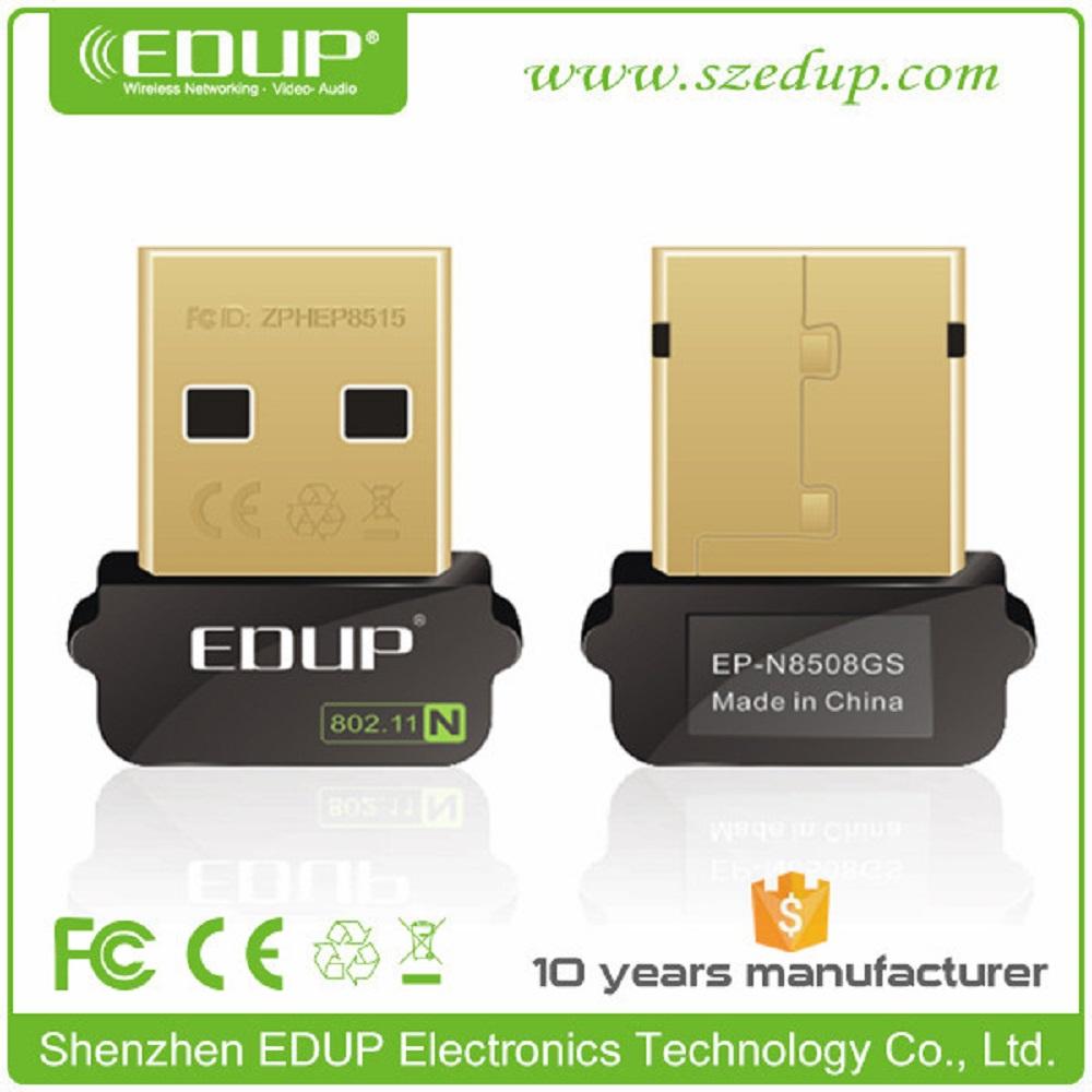 Nano 802.11b/g/n 150Mbps Wireless USB WiFi Adapter WiFi Antenna Dongle Adaptador WiFi(China (Mainland))