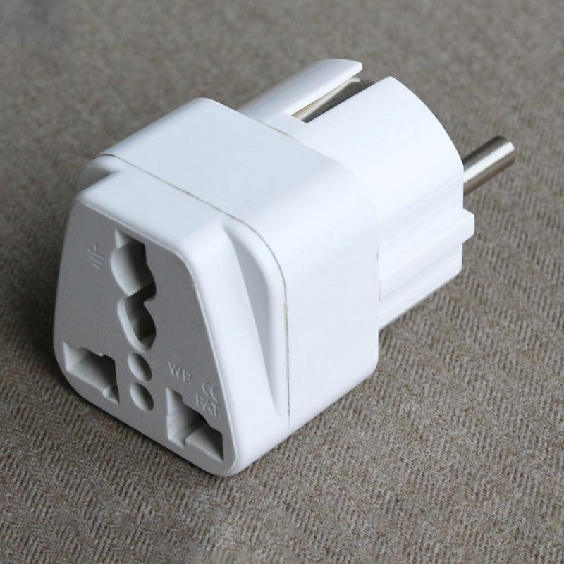 Europe EU conversion socket To The universal French Russian Bali The maldives Thailand transform plugs 240V 10A(China (Mainland))