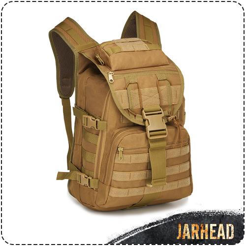 High Quality Outdoor Sport Nylon Military Tactical Backpack Waterproof Rucksack Travel Bag Camping Hiking Climbing Bag(China (Mainland))