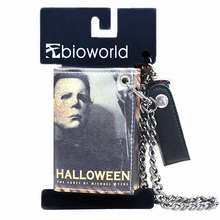 Halloween Hellraiser Wallet The Walking Dead Saw Purse Men Wallets Women Wallets Mimco Pouch Baellerry Mimco Wallet FreeShipping(China (Mainland))