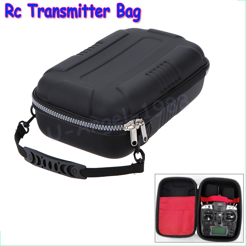 Wholesale 1pcs Universal RC Transmitter Remote Controller Bag For Fly Sky FS-I6 FS-I6S FS-T6 For Radiolink 33cm x 23cm x 14cm(China (Mainland))
