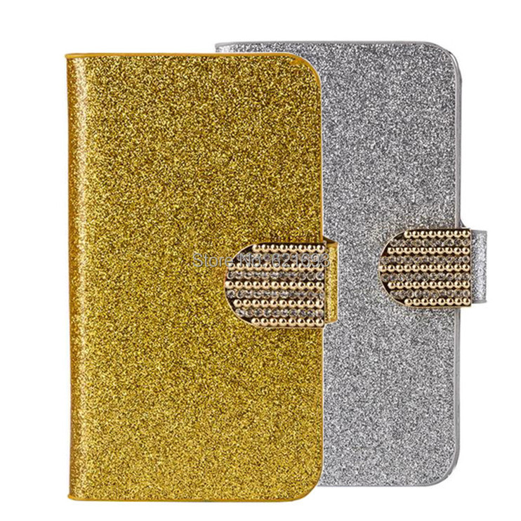 Sony Xperia phone cases for sony xperia sp : Luxury Glitter Flip Wallet Leather Case For Sony Xperia SP Xperia M35H ...
