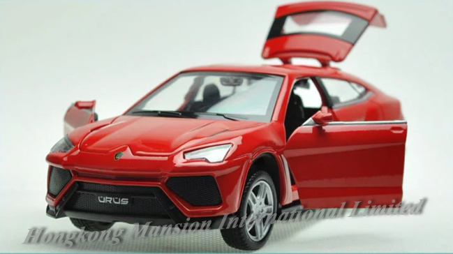 132 Car Model For TheLamborghini URUS (2)