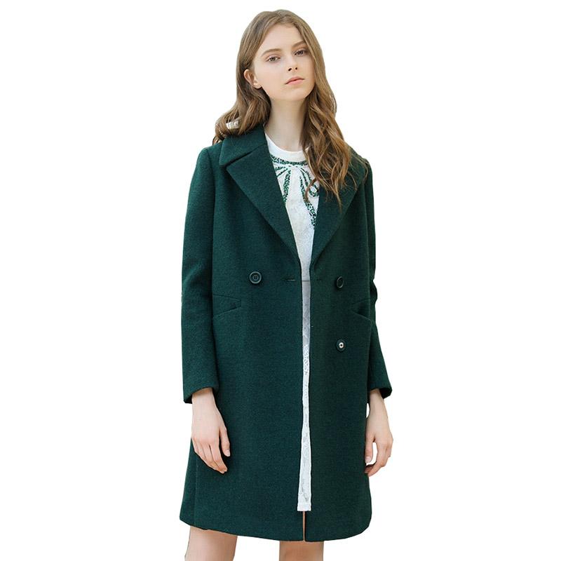 Green Wool Jacket | Outdoor Jacket