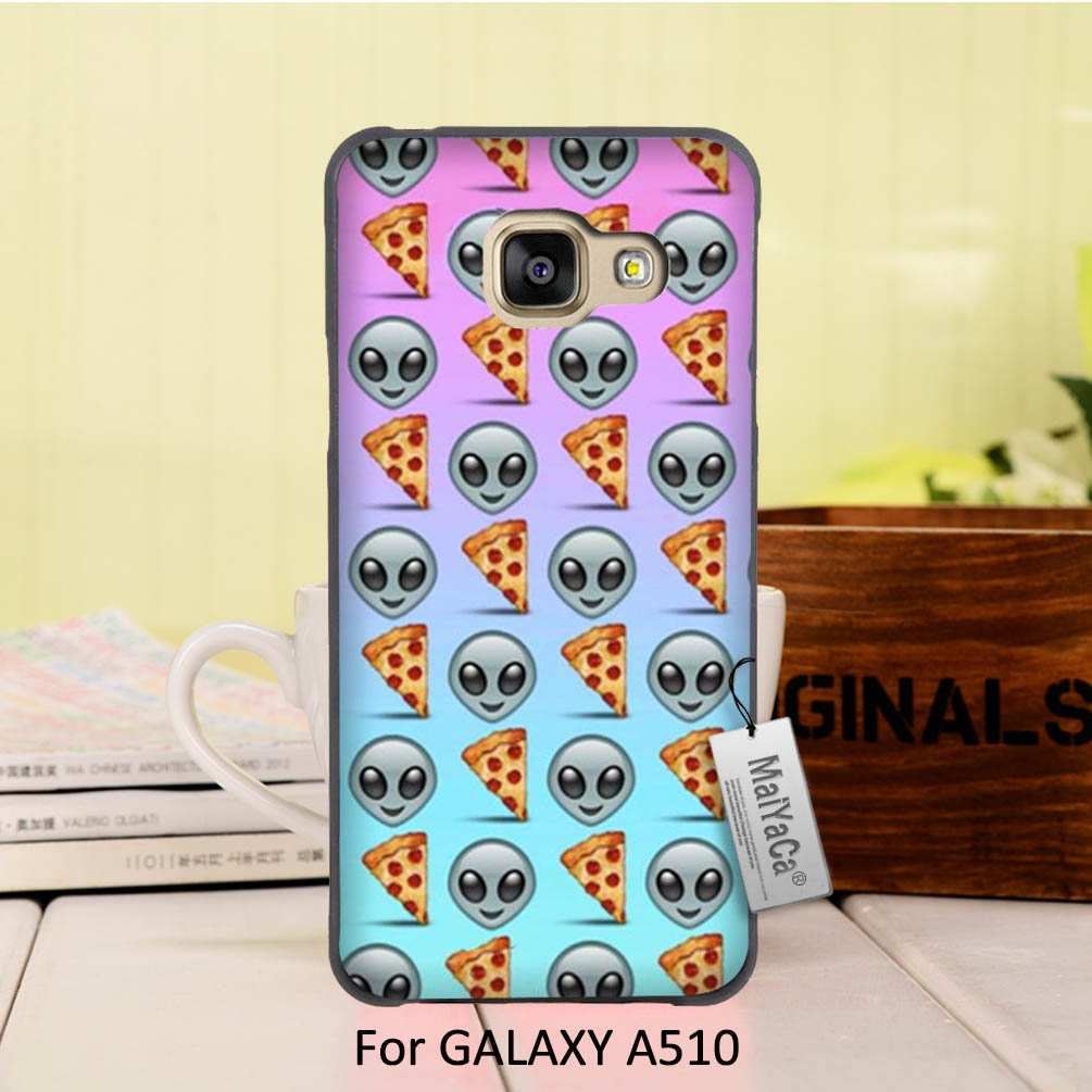 MaiYaCa Colorful Black Phone Accessories For Samsung Galaxy A5 2016 case Technics 1210s Turntables DJ