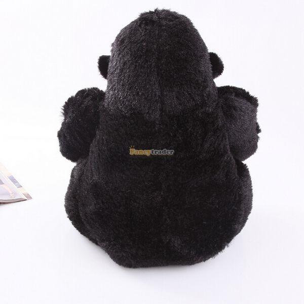 Fancytrader 33'' 85cm Giant Plush Stuffed Ape Chimpanzee Monkey, Great Gift, Free Shipping FT90338 (4)