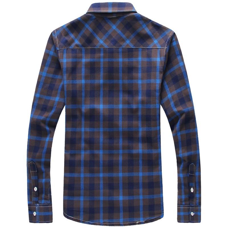 flannel plaid shirt 06