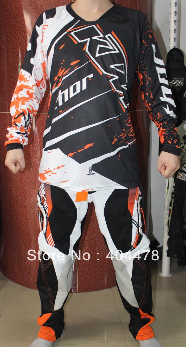 New  2013 KTM  thor  sport pants Motocross,racing,motorcycle,motorbike pants and SUV Motorcycle Bike Wear T-shirt(China (Mainland))