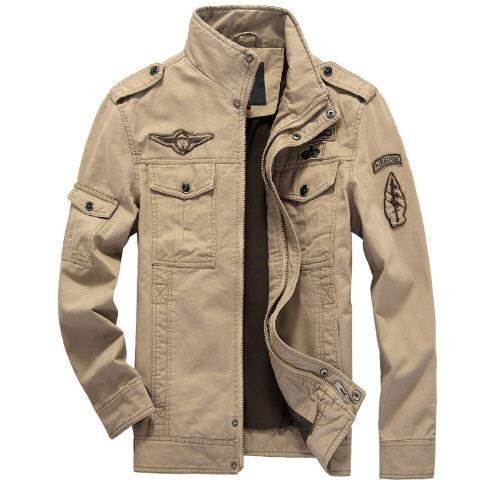 German Bomber Jacket | Outdoor Jacket