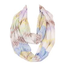 2016 Fashion Ring Women Scarf Print Flower Animal Solid Stripe Scarf Famous Brand Design For Femme Long Size No.15001(China (Mainland))