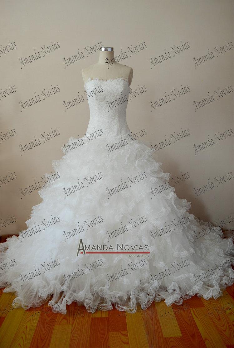 wedding dress order from china flower girl dresses