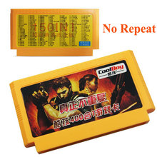 Buy Game Cartridge 400/180/89/500/150/96/380 1 Repeat 8 bit Classic Retro Games 60 pin Game Card FC TV Video Game Player for $5.56 in AliExpress store