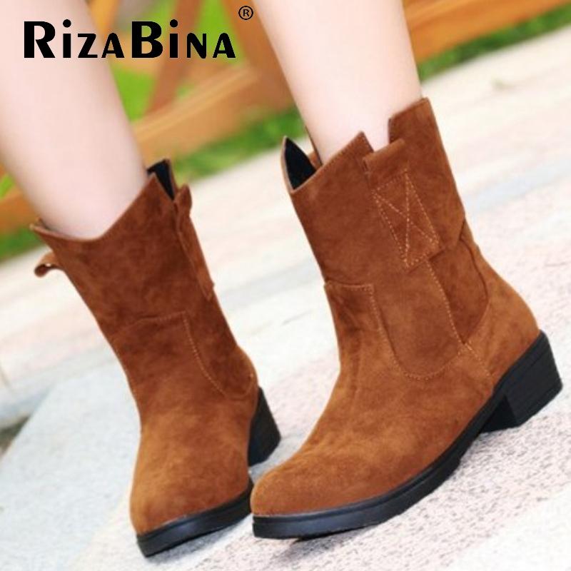 women high heel ankle boots half short autumn winter botas fashion quality footwear warm heels boot shoes P19323 size 34-39<br><br>Aliexpress