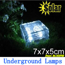 4pcs/lot Solar Led inground Lamps