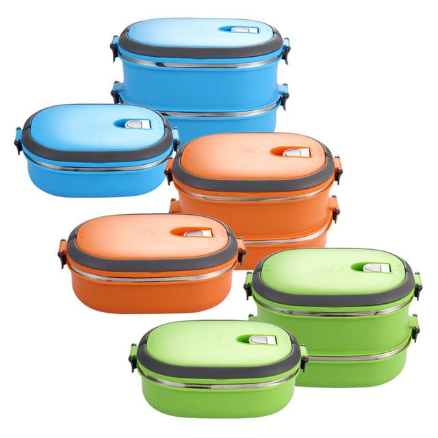 Новый Высокое Качество Изоляцией Lunch Box Контейнер Для Хранения Продуктов Питания Термо-Server Основы Тепловой Бесплатная Доставка & Оптовая