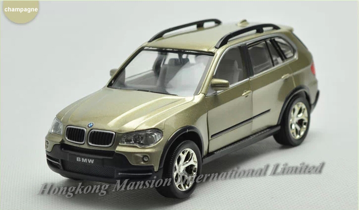 1:32 Scale Alloy Metal Diecast Car Model For TheBMW X5(E70) Collection Model Pull Back Toys Car With Sound&Ligh(China (Mainland))