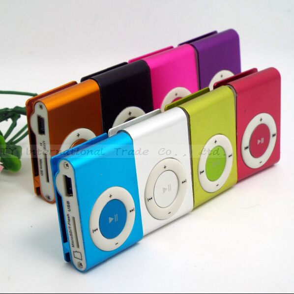 ZZZZ 00112:Free Shipping metal mp3 Mini clip,music player Players,support top 8gb micro sd card! 1pcs/lot (Only MP 3) :: SSS ZZZ(China (Mainland))