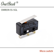 3D printer accessories limit switch ENDSTOP RAMPS 1 4 OMRON SS 5GL Indonesia Original micro switch