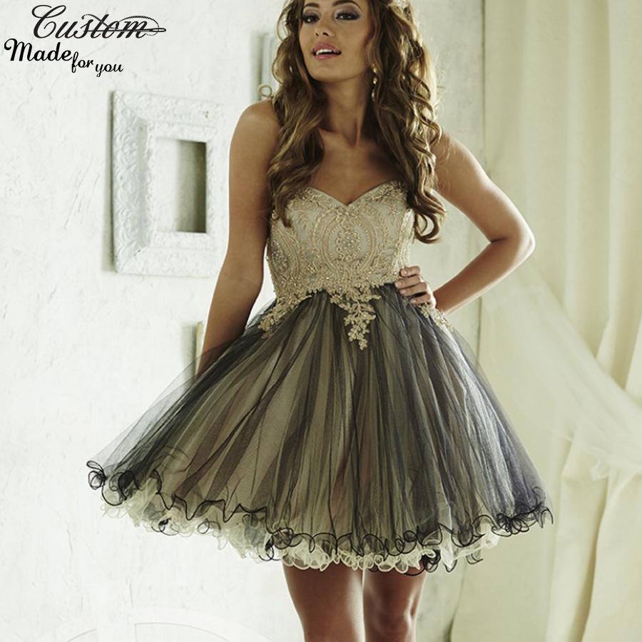 Cheap plus size short formal dresses
