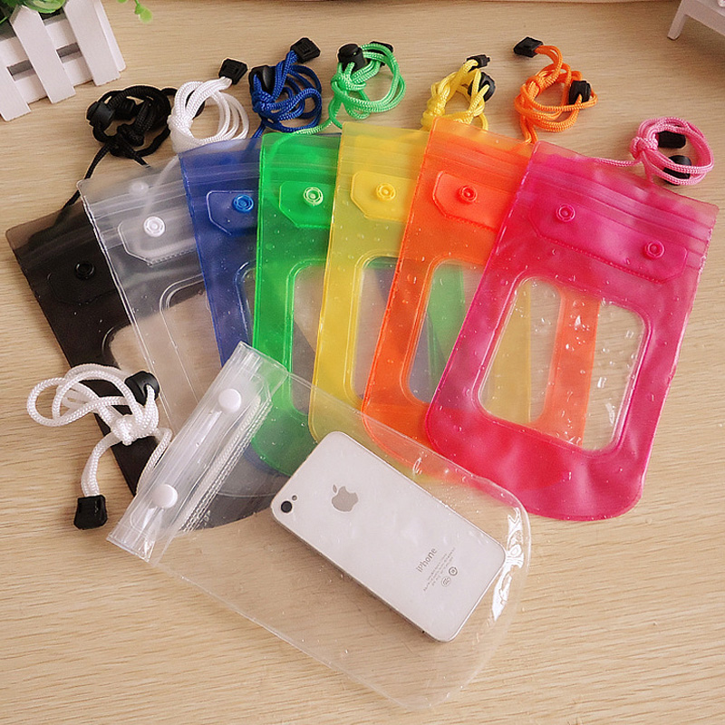 Waterproof Diving Bag For Mobile font b Phones b font Underwater Pouch font b Case b