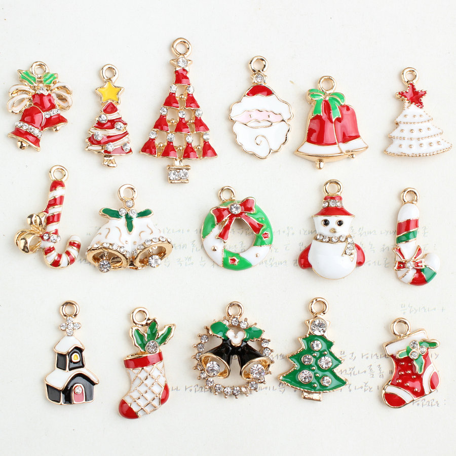 drip alloy small charms diy accessoriesendearing lay small