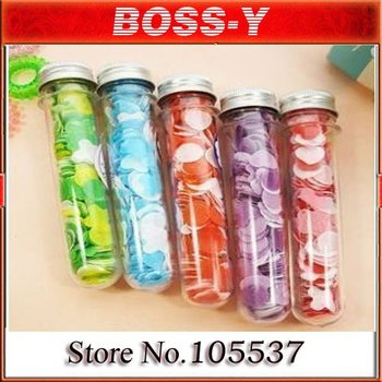 travel portable soft vitro model colorful paper soap for cleaning washing  clean air, The wedding party  gift, 10 pcs/ lot