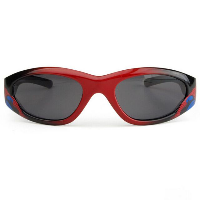 Fda прошло качества красный паук детских солнцезащитных очков дети анти-уф солнцезащитные ...