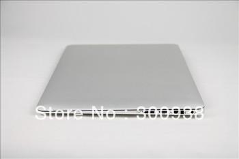 Freeshipping 13.3 Inch Super Slim laptop&notebook with Intel i3 Dual-core 1.8Ghz Processor 4GB RAM&64GB SSD WIFI 1.3MP Webcam