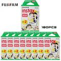 Genuine 9 Packs 180pcs Fuji Fujifilm Instax Mini Film White Edge For Mini 8 7 7s