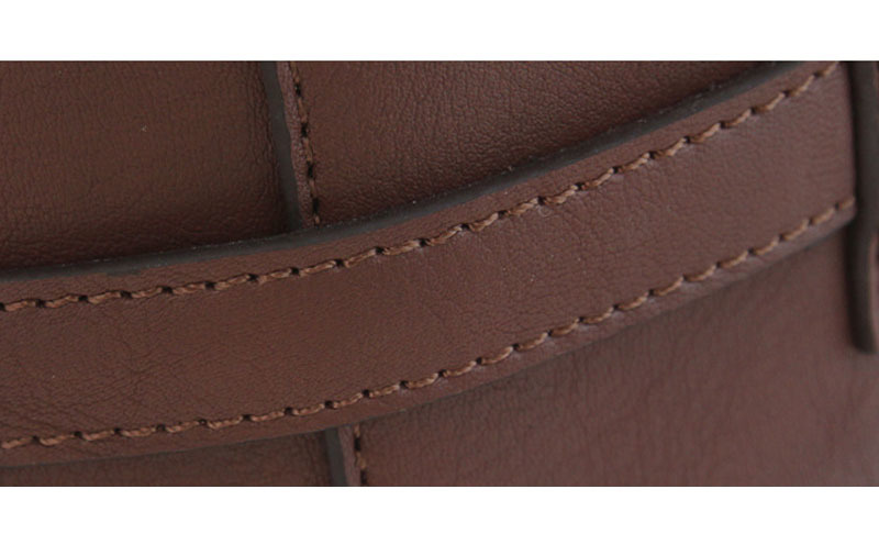 Vintage Christmas Women Patent Leather Style Saddle Pu Cartoon Animal Print Mini Shoulder Bags Handbags Purse