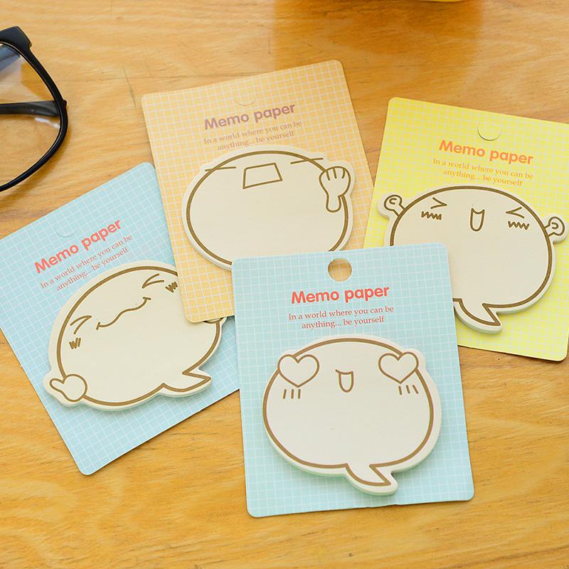 Гаджет  Kawaii Totoro Planner Stickers Sticky Notes Cute Korean Stationery Office Supplies Scrapbooking Post It Memo Pad Sticky Markers None Офисные и Школьные принадлежности