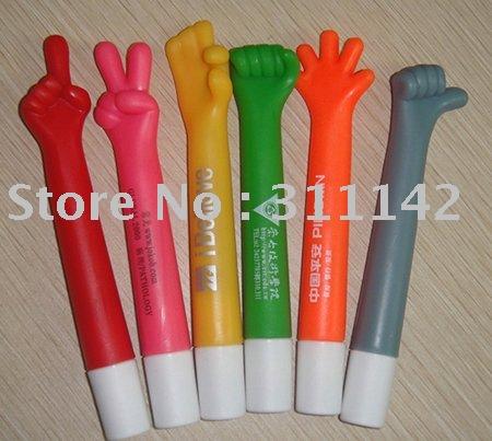craze hot special finger promotional pen  imprinted 1000 pcs per lot<br><br>Aliexpress