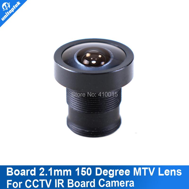MTV lenses 2.1mm Monofocal Fixed Iris Board Mount Lens /CCTV Lens(China (Mainland))