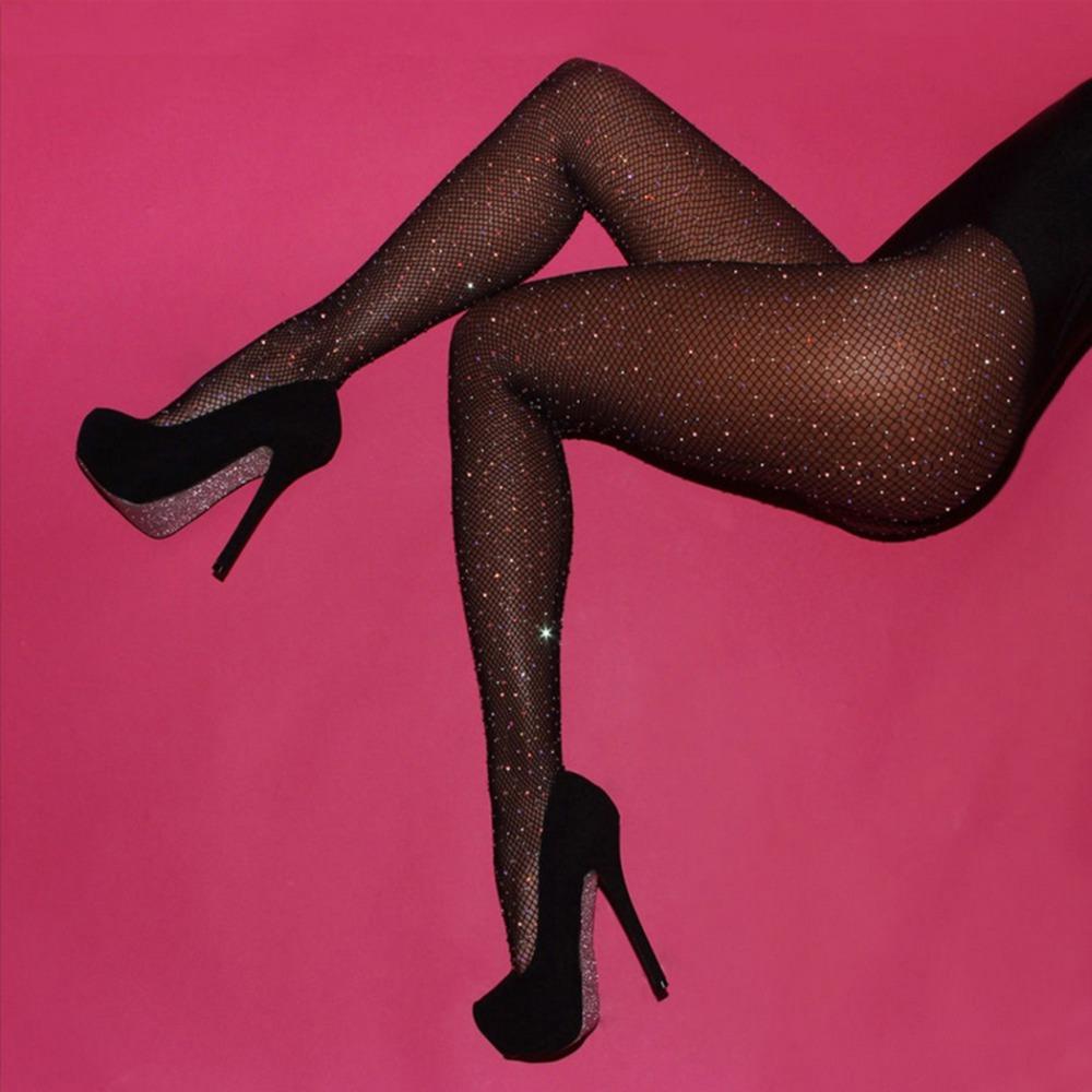 Ivory nylon pantyhose quick look