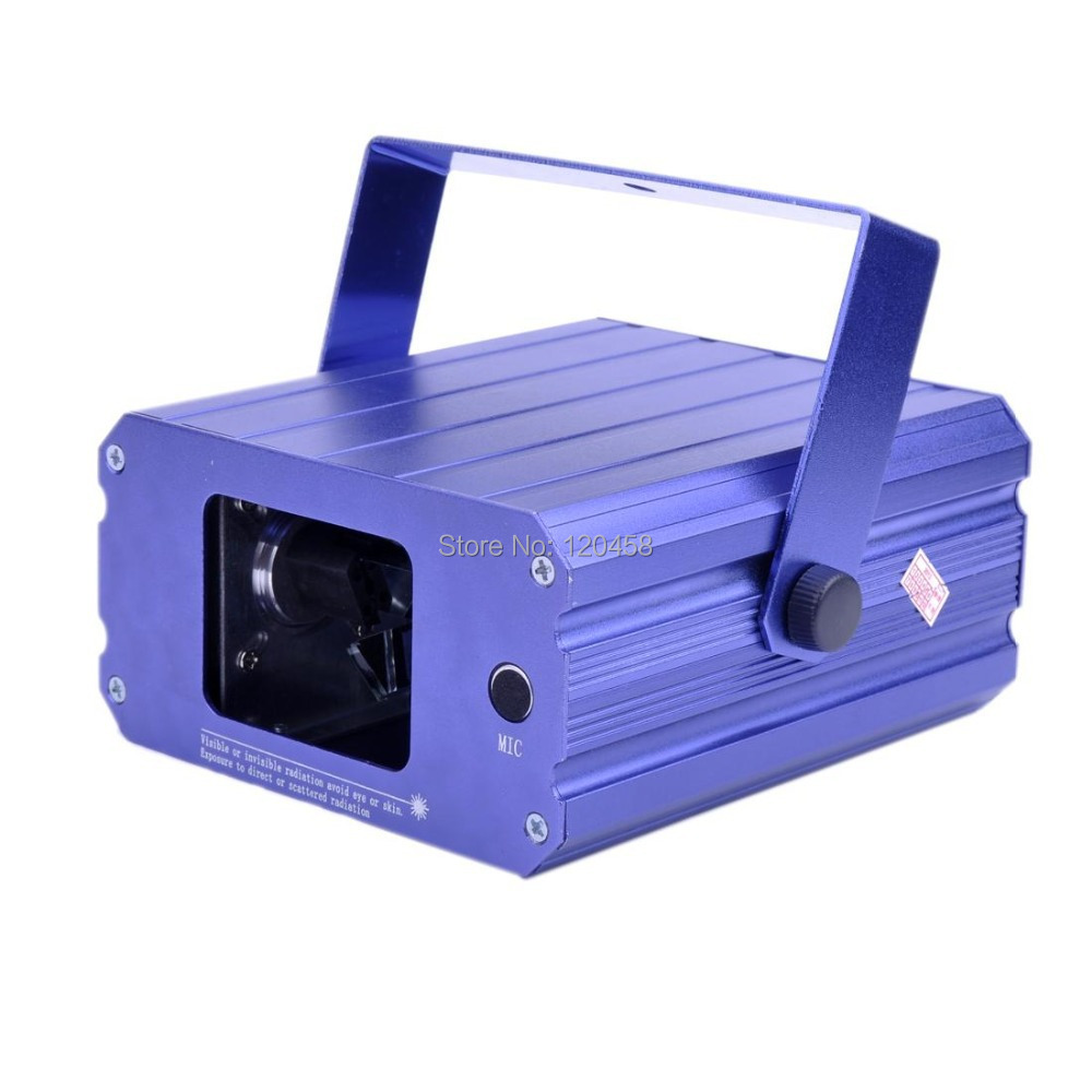 Mini Holographic Laser Projector Stage Lighting for Disco Wedding Birthday Party eight laser effects<br><br>Aliexpress