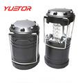 YUETOR outdoor portable 30 led lantern Ultra Bright for Hiking Light Lamp Emergencies Hurricanes Linternas AA