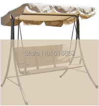Free shipping Textilen Swing chair Roof replacement parts,Canopy replacement 190 cm length